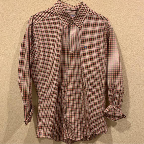 Southern Tide Other - Southern Tide button down plaid checkered shirt